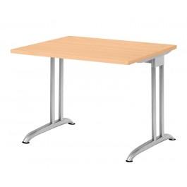 Schreibtisch B-Serie 80 x 80 cm Buche