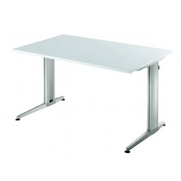Hammerbacher XS12 Schreibtisch XS-Serie Weiß 120 x 80 cm